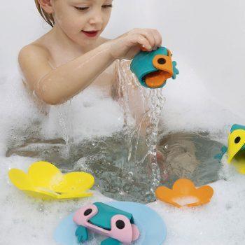 Frog Bath Puzzle – Quut Bath Toys