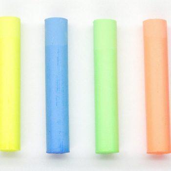 Dustless Neon Chalk – Kitpas