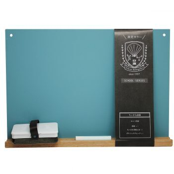 Kitpas Blue Chalkboard with Chalk Set