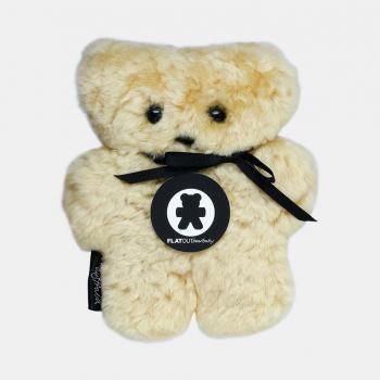 Baby Sheepskin Flat Out Bear – Honey