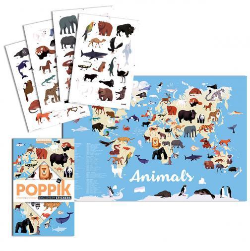 Poppik Animals of the world