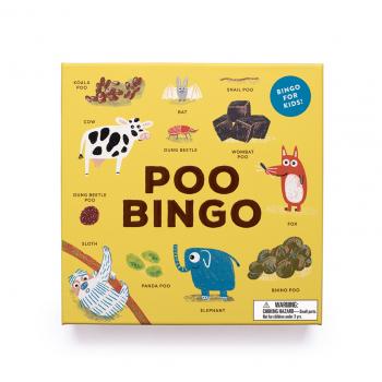Poo Bingo, Children's Bingo