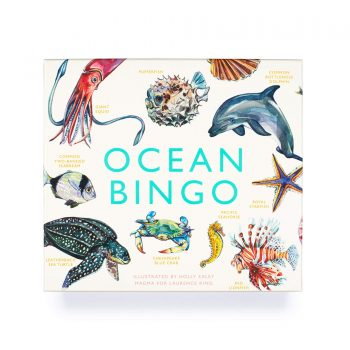 Family Board Game – Ocean Bingo