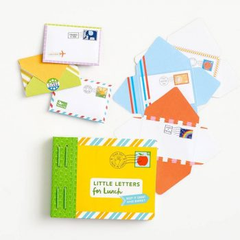 Little Letters for Lunch, Lunchbox notecards