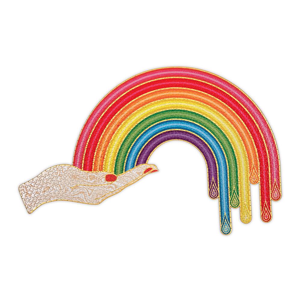 Jonathan Adler Rainbow Puzzle