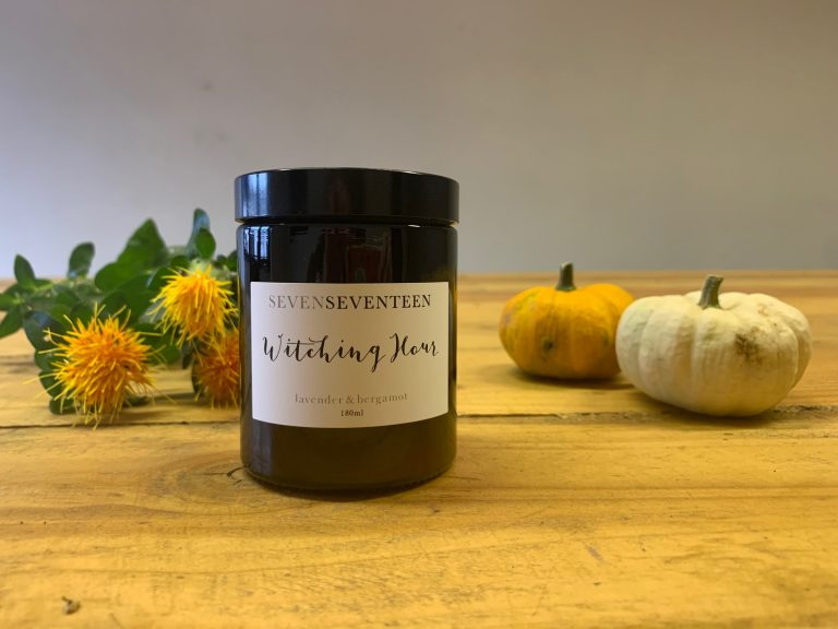 Witching Hour Lavender & Bergamot Candle
