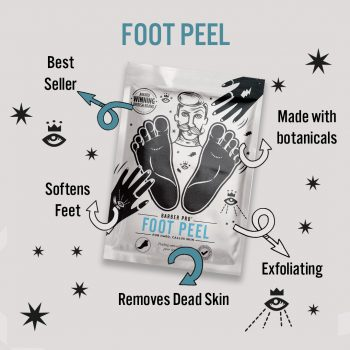 Men's Foot Peel Boots