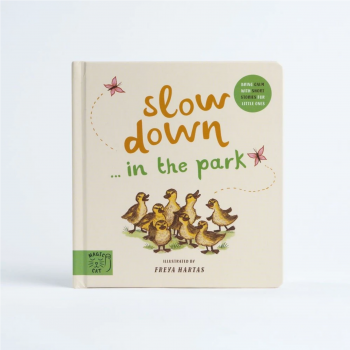 slow down in the park